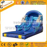 PVC inflatable slide water pool for fun A4079