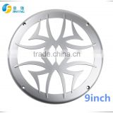 Best Metal Speaker Grill Cover And Plastic 9 Inch Bass Round Fabric Ceiling Speaker Units Speaker