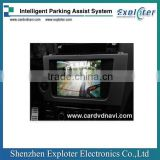 Video interface Peugeot 208 2012-2015 RT6 W/ Camera Reversing Guide Lines