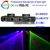 red+green+blue+purple multi heads laser light&hot selling laser light