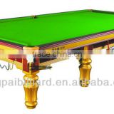 TOURNAMENT SNOOKER TABLES