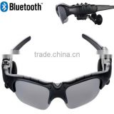 Wireless Stereo Bluetooth Handfree Sunglasses Talk Music Eyes Glasses Headset Headphone For Cellphone