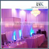 piping drapes pole standevent decoration inflatable cone with led light event decoration centerpieces