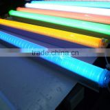 Chinese led hurdle lamp used guardrail for sale with colorful changing waterproof ip65