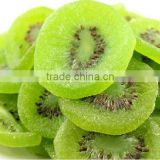New crop green color dried Kiwi