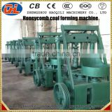 large processing capacity coal charcoal honeycomb briquette making machine production line