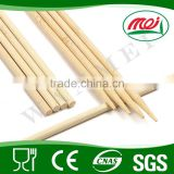 5.0mmx27cm food bamboo skewer pick