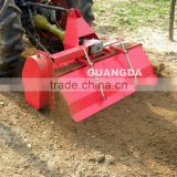 pto rotary tiller cultivator for farm tractor