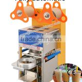 Manual And Easy Operate Cup Lid Sealing Machine For Sale