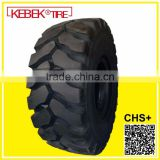 radial otr tire 26 .5r25 CAT Volvo wheel loader use