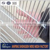 ISO9001 Reinforced concrete welded wire mesh panel/welded wire panel 4x4