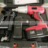 DC 24V CORDLESS HIGH TORQUE IMPACT WRENCH