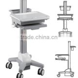 Medical Trolley workstation Mobile Cart