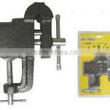 "Clamp-on Table Vise SHD50 with Jaw Width 2"" and Max. opening 2"""