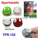 Hot Selling Plastic Pop Eye Sportsball Toys