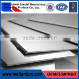 99.99% High Pure Gr1 Gr2 And Factory Supply Titanium Sheet