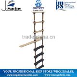 Solas Approved Wooden Ship Pilot Ladder