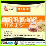High Quality Instant Honey Ginger Tea with Mint, Brown Sugar Ginger Tea, Instant Red Dates Ginger Tea