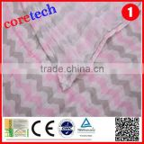 Organic cotton gauze fabric for cloth diapers factory