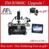 Motherboard repair machine BGA rework station ZM-R5860C with Camera , upgrade from ZM-R5860