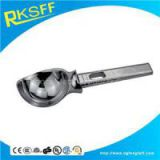 Zinc Alloy Ice Cream Spoon Without Handle