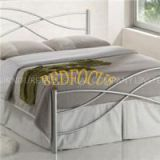 Bedroom Furniture Wrought Iron Bed BED-T-007
