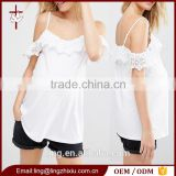 Maternity top breastfeeding fabric pregnant women maternity clothes