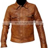 Sheep Leather Jacket For winter