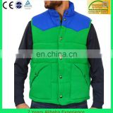 vest sale for men, blue green safety vest, vests waistcoats for mens(7 Years Alibaba Experience)