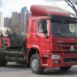 CHINA TRUCK 4*2 TRACTOR HEAD / TRACTOR TRUCK 290HP