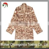 digital camouflage rip-stop BDU military uniform
