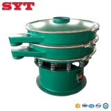 electric vibrating screen sieve shaker hemp seed powder grading machine