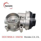Electronic Throttle Body DS7Z-9E926-A 1556736 VP4 For Mon-deo 2.3L 2.5L