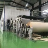 Long net/fold net multi-cylinder high strength corrugated paper machine 3600mm-4600mm