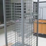 Display fixture racking stand
