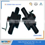 auto spare parts with high quality 24546244 water valve body for chevrolet car model