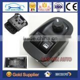 CAR POWER WINDOW SWITCH FOR PEUGEOT 206 306 WITH MIRROR SWITCH 6552 WP, WINDOW LIFTER SWITCH FOR PEUGEOT                                                                         Quality Choice