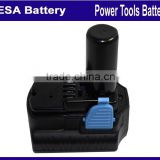 10.8V 3.0Ah 4.0Ah Li-ion Power tool battery for Hitachi 329370, 329371, BCL 1015 BLC 1030 tools batteries