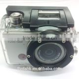 30m waterproof 1080p underwater Action Camera Wifi Sports DV F21 with remote control sport dv.