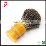 Newest Badger Hair Knot Stone Handle Shaving Brush,Shaving Brush For Men