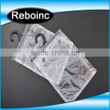 clear plastic hanger bag to pack clothes china wholesale market