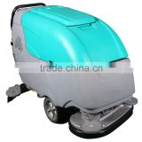 CE approved walk behind floor scrubbing machines