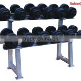 SK-222 Best selling fitness equipment dumbbell rack portable exercise equipment