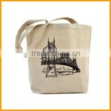 Wholesale Reusable Eco Friendly Tote Canvas Shopping Bag                                                                                                         Supplier's Choice