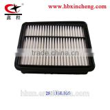 Air filter for car 28113-4H000 Air Filter,car auto spare parts factory directly selling