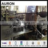 AURON/HEAWELL ABS BV GL DNV ISO OHSAS CE short pitch roller motor chain/ farm dynamic chain/agricultural chain