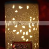 Handmade decorative Candle Holder porcelain oil burner