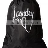 Custom Large Heavy Duty Laundry Bag With Rope                                                                         Quality Choice