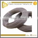 Hot 2016 thin stainless steel wire galvanized steel wire
