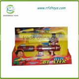 Kids air pressure eva darts plastic soft bullet gun